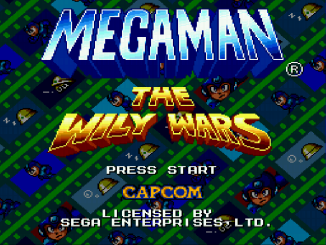Play <b>Mega Man Wily Wars Hack (Faithful)</b> Online