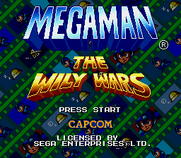 Play <b>Mega Man Wily Wars Hack (Flow)</b> Online