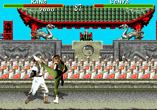Mortal Kombat 2 Screenshot 2