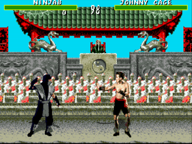 Mortal Kombat 6 28 People Screenshot 1