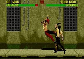 Mortal Kombat II Screenshot 3