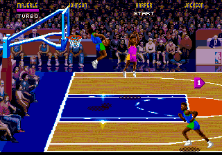 NBA Jam Screenshot 2