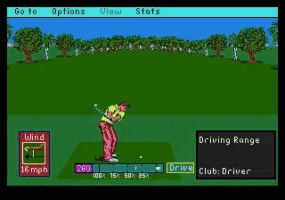 PGA Tour Golf Screenshot 2