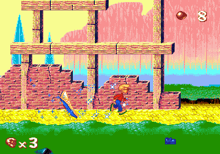 The Pagemaster Screenshot 1