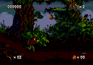 Pitfall - The Mayan Adventure Screenshot 1
