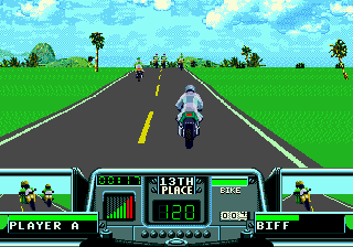 Road Rash 3 Screenshot 2