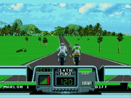 Road Rash 3 Screenshot 3