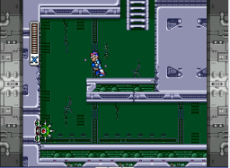 Rockman X3 Screenshot 2