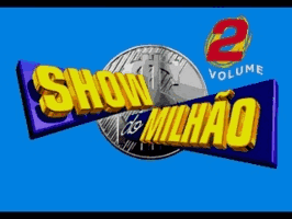 Show do Milhao Volume 2 Title Screen