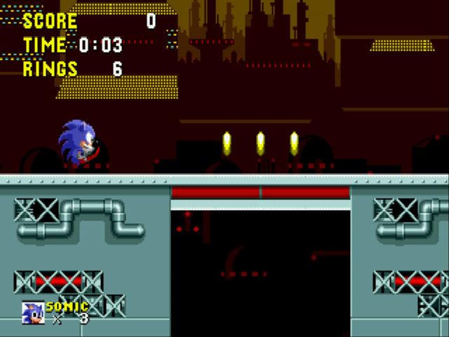 sonic 1 remastered 32x edition