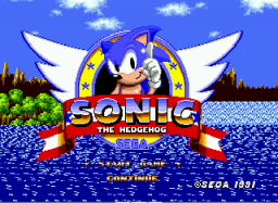 Play sonic 1 megamix online gen rom hack of sonic the hedgehog retro