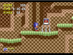 Sonic 1 Megamix Screenshot 3