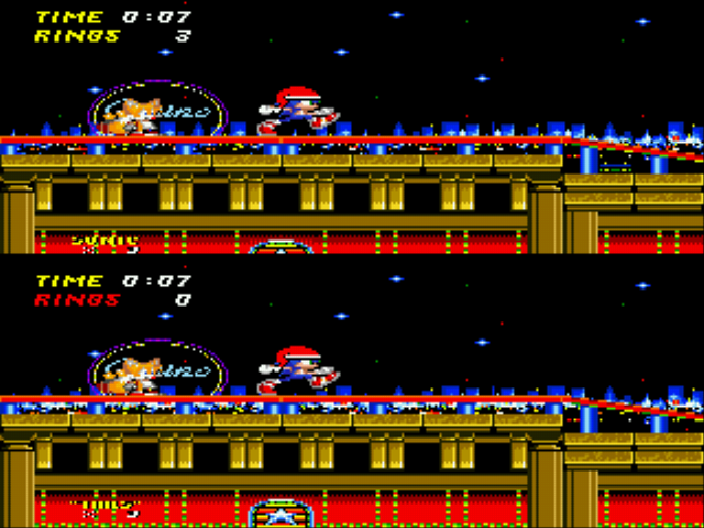 Play Sonic 2 - Christmas Edition online - Sega Genesis game rom hack