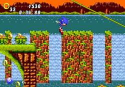 Sonic 2 - Retro Remix Screenshot 1