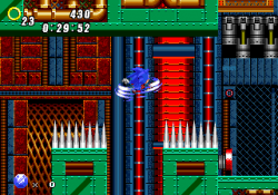 Sonic 2 - Retro Remix Screenthot 2