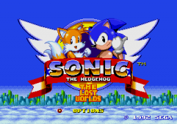 Sonic 2 - The Lost Worlds