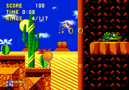 Sonic 2 Delta II Screenshot 3