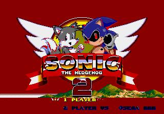 Play sonic 2 exe online gen rom hack of sonic the hedgehog 2 retro