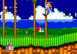 Sonic 2 Heroes Screenshot 1