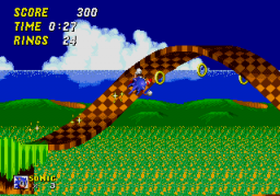 Sonic 2 Long Version Screenshot 2