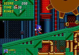 Sonic 2 Long Version Screenthot 2