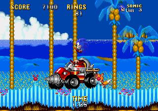 Sonic 2 Sega