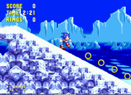 Sonic 3 and Knuckles - The Challenges