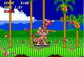 Sonic and Knuckles & Sonic 2 Screenshot 3