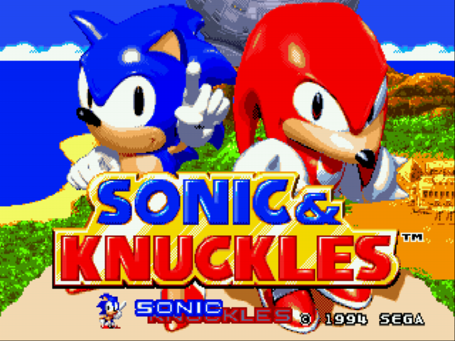 Play Sonic and Knuckles - Reversed Frequencies online - Sega Genesis
