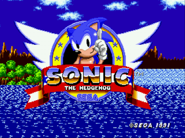 Play Sonic 1 Oergomized Rom Hack Game Online Sega Genesis Free Gen