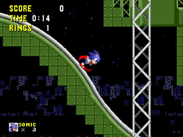 Sonic the Hedgehog - Never Stop Running