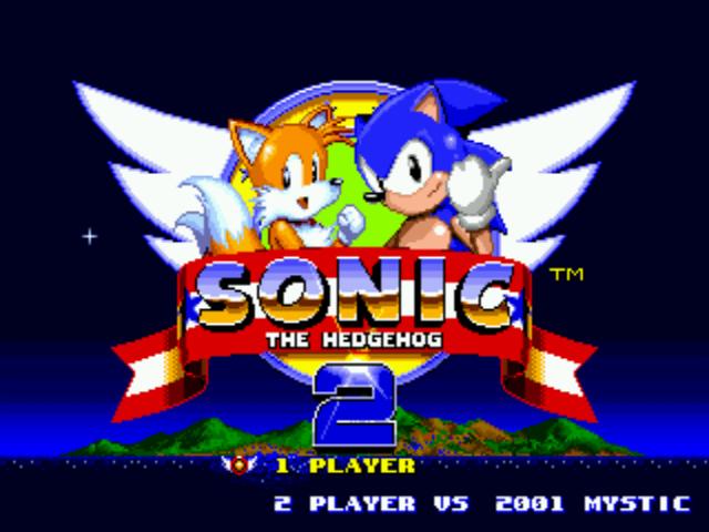 Play Sonic the Hedgehog 2Z online - Sega Genesis game rom hack