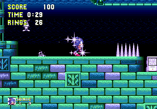Sonic the Hedgehog 3 Screenshot 1