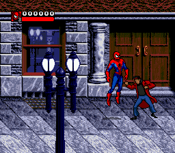 Spider-Man and Venom - Separation Anxiety Screenshot 2