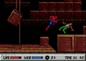 Spider-Man vs the Kingpin Screenshot 2