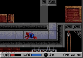 Spider-Man vs the Kingpin Screenshot 3