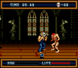 Splatterhouse 3 Screenshot 2