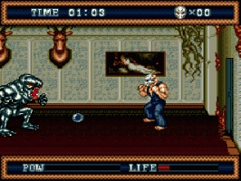 Splatterhouse 3 Screenshot 3