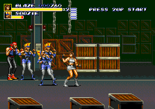 Streets of Rage 3 Screenshot 1