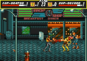 Streets of Rage Screenshot 1