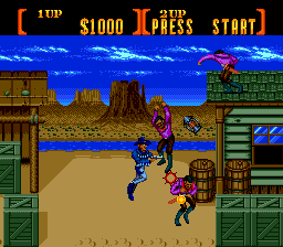Sunset Riders Screenshot 2