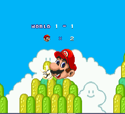 Super Mario Bros II 1998 (hack) Screenshot 3
