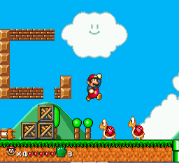 super mario world game online