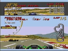 Super Monaco Grand Prix Screenshot 2