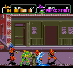 TMNT - The HyperStone Heist - Enhanced Colors