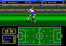 Tecmo Cup Football Game (Unreleased)