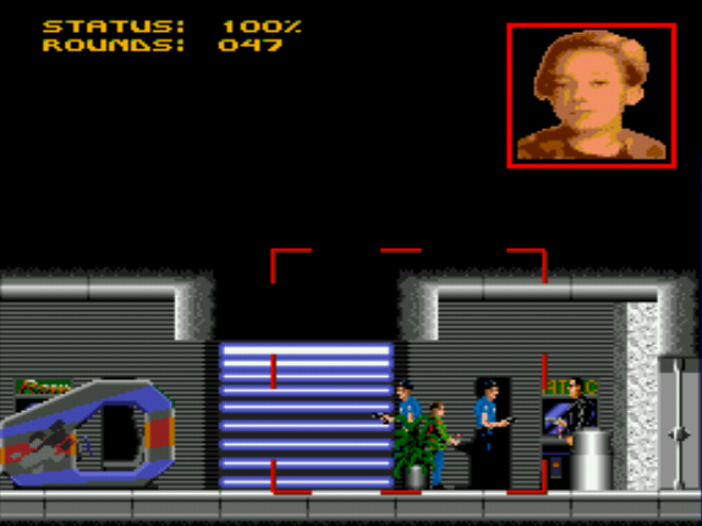 Terminator 2 - Judgement Day Screenshot 2