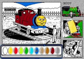 Thomas the Tank Engine and Friends Screenshot 3