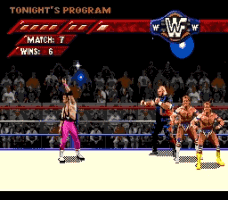WWF Wrestlemania Arcade Screenthot 2