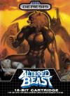Altered Beast Box Art Front